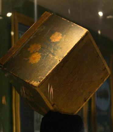 Boston Tea Party Museum unveils rare tea chest artifact  Only two tea chests remain from the 1773 Boston Tea Party, and one of them will be on display when the Boston Tea Party museum reopens later this month.