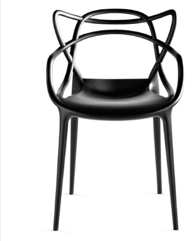 Masters Chair by Philippe Starck and Eugeni Quitllet for Kartell