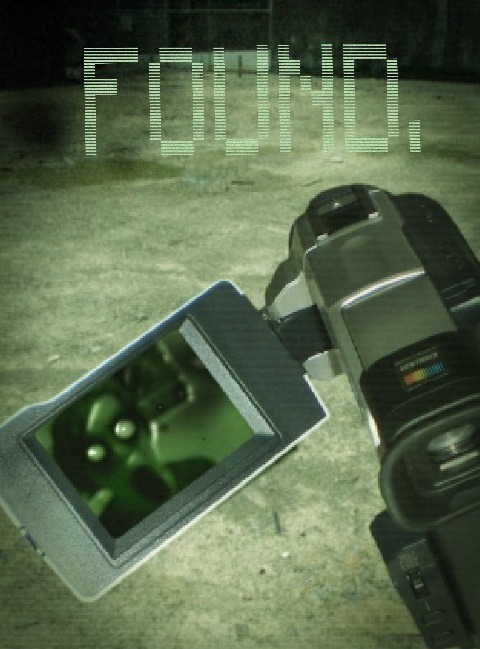 Poster For my upcoming first Film, FOUND.