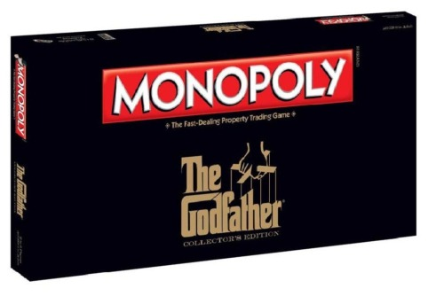 popculturebrain:  Paramount And Hasbro Introduce A Monopoly Game Based On 'The Godfather' | Deadline