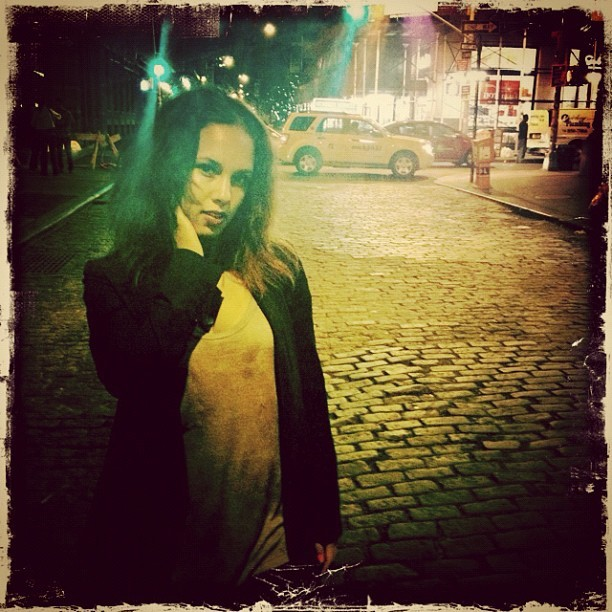 Streets of New York! Where do u want to go? (Taken with Instagram)