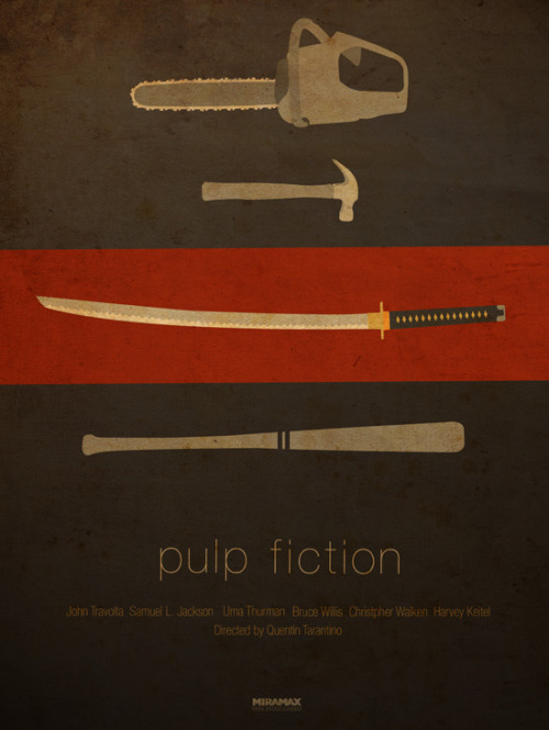 pulp fiction in Details. important details.