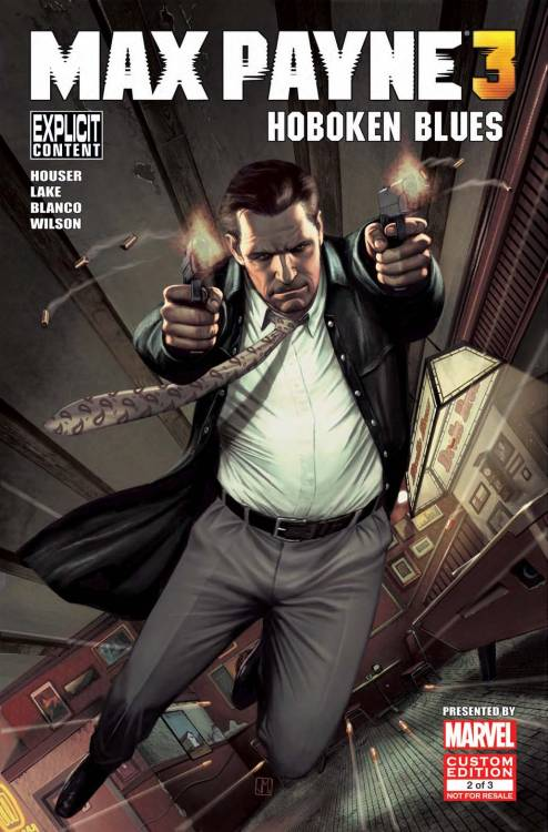 New Max Payne comic (for free)