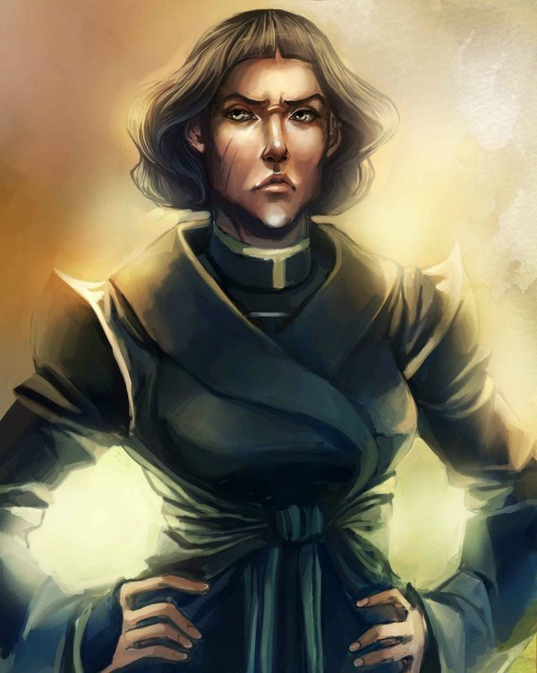 Chief Beifong, by Yori Elita Narpati.