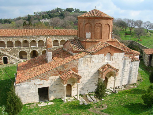 kkbelieve:  Church in Apollonia,Albania