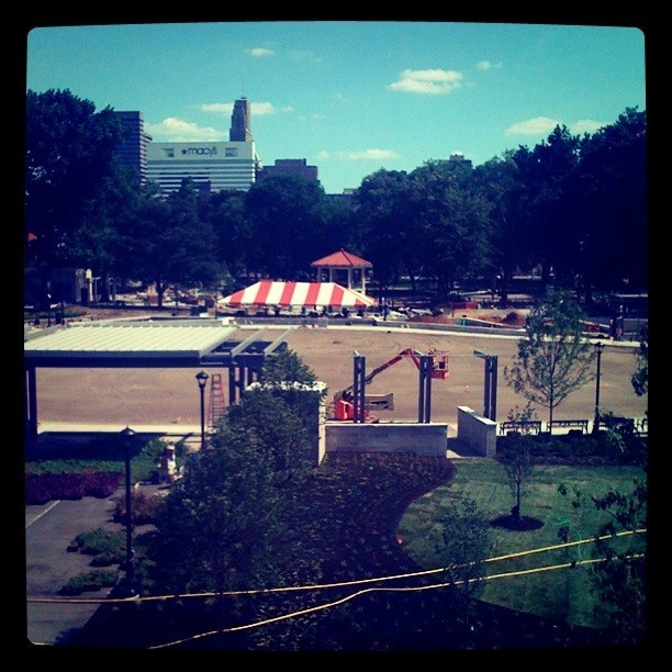 #thisisotr @washingtonpark (Taken with Instagram)