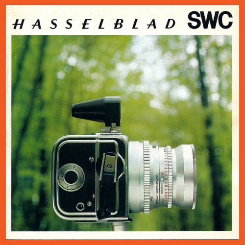 hasselblads:  Hasselblad SWC 1968 by CorgiHouse on Flickr.