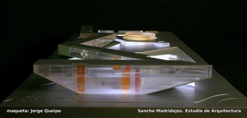 © sancho madridejos + jorge queipo - CAT competition - segovia, spain