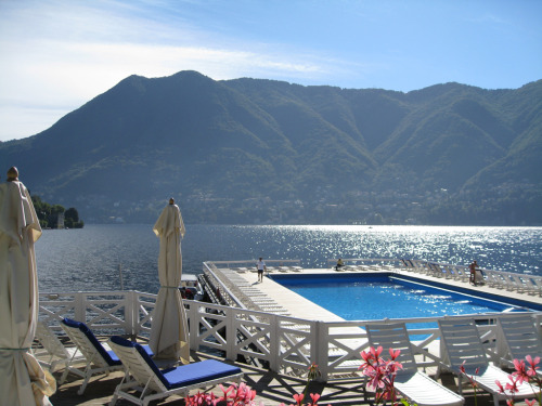Celebrities' Favorite Summer Spots | Lake Como, Italy