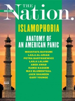 Whoa look at The Nation's Cover And check out the NAMES!