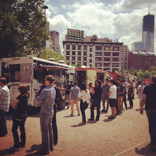 food trucks on food trucks on food trucks on food tucks