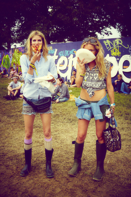 freepeople:  Bonnaroo 2012 by Thomas Northcut