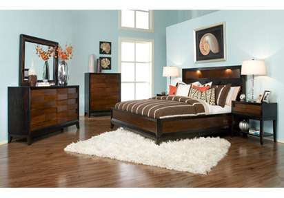 Urban Safari Bedroom Set