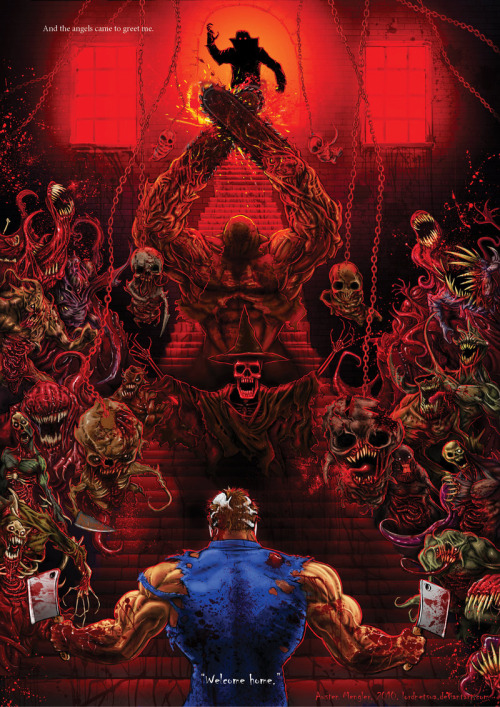 SPLATTERHOUSE!  God I want a turbographix 16…