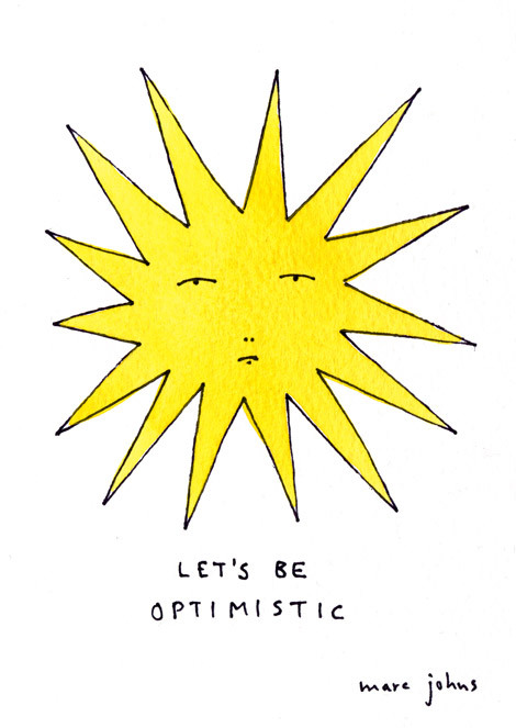 nevver:  Let's be optimistic