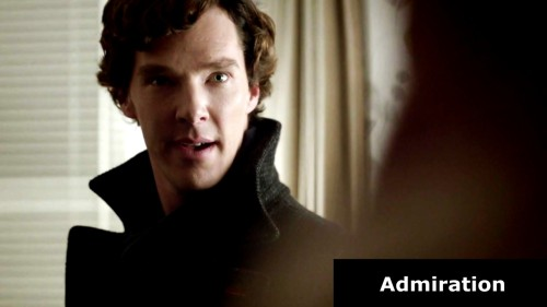 Analysing Benedict in over 200 pics -> The chemistry of feelings  Sherlock -The Reichenbach Fall. You are as good as your worst enemy, someone said.
