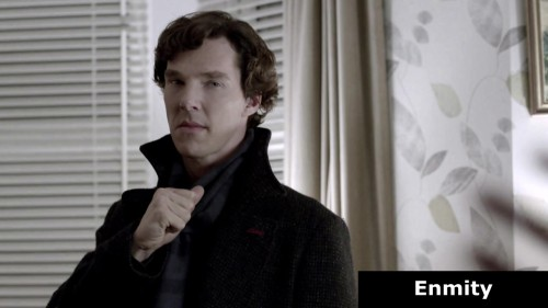 Analysing Benedict in over 200 pics -> The chemistry of feelings  Sherlock -The Reichenbach Fall. Don't go there!