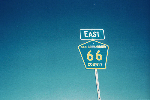 Route 66 (by ellieswellies)