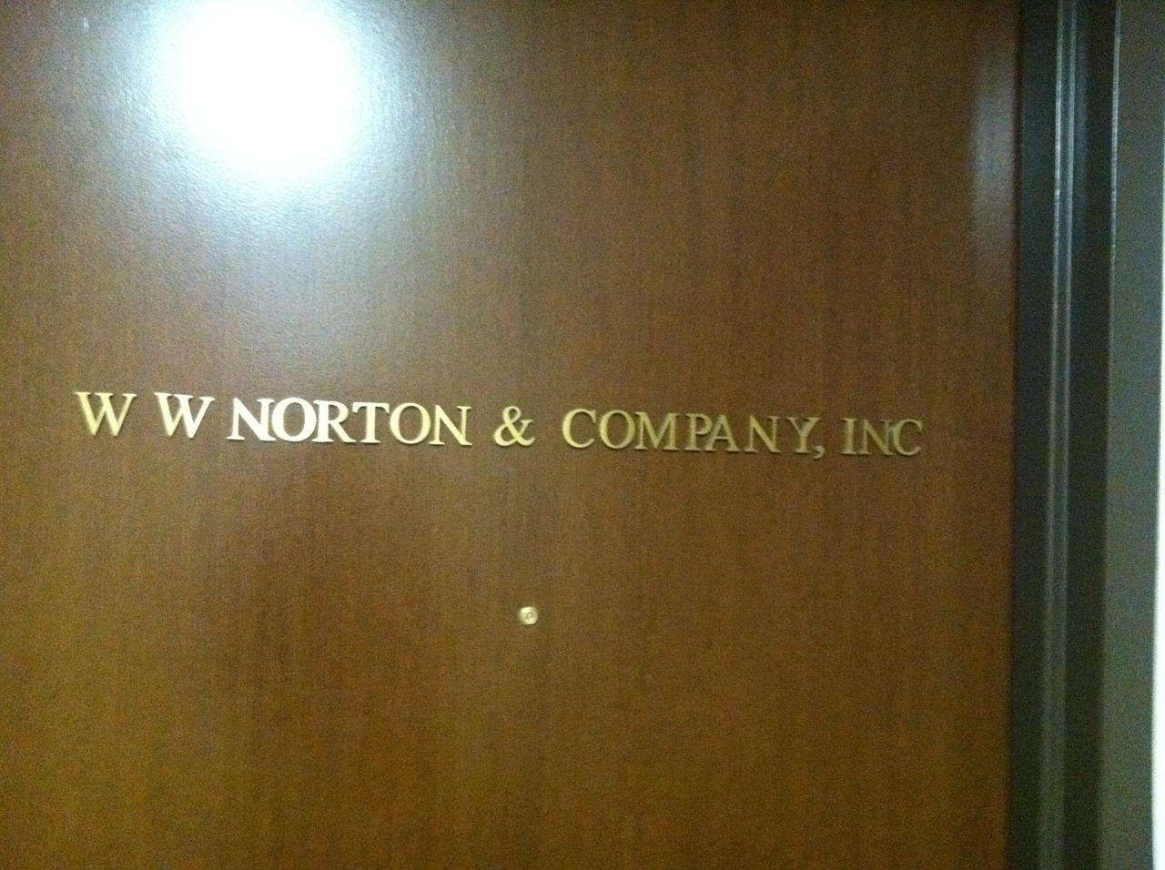 Last week was my one year anniversary of working for W. W. Norton. I wanted to reflect back on how much has changed in this year. Not only moving from one city to another, but personally and professionally. I find myself to be more confident than I was a year ago, confident in my work and discussing my work. Ready to offer the best solutions and to advocate for them. My skills at the craft of design have grown more modestly, but I am happy with this because talking about design is an important strength and I really needed to work on it.