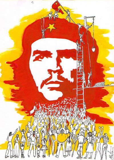 fuckyeahmarxismleninism:  June 14, 2012: 84th birthday of Comrade Che Guevara, revolutionary Marxist internationalist and global symbol of the Heroic Guerrilla.