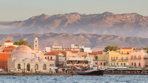 allthingseurope:  Chania, Crete, Greece (by brothergrimm)
