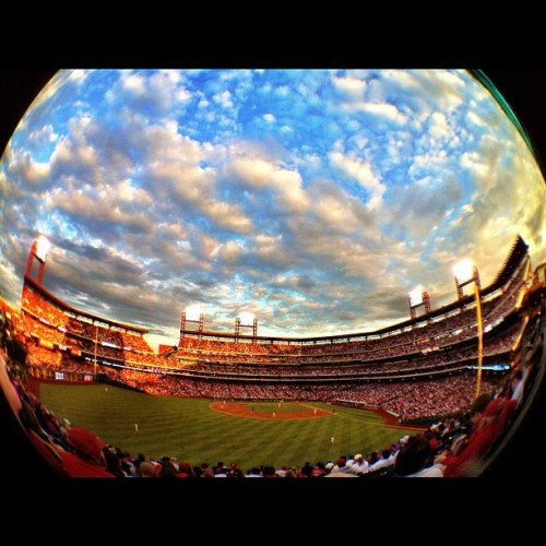 Citizen Bank Park (Taken with Instagram at Citizens Bank Park)