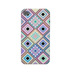 Pastel Navajo Inspired Case-mate Iphone 4 Case by Organic Saturation