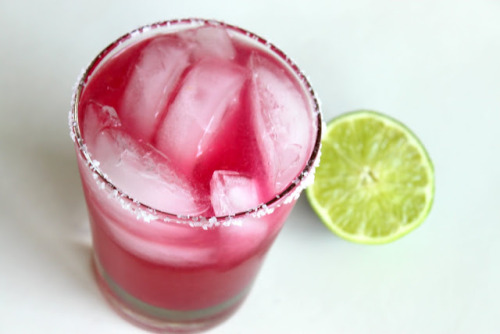 prickly pear margarita.
