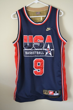 popularsovereignty:  Found my DreamTeam jersey.