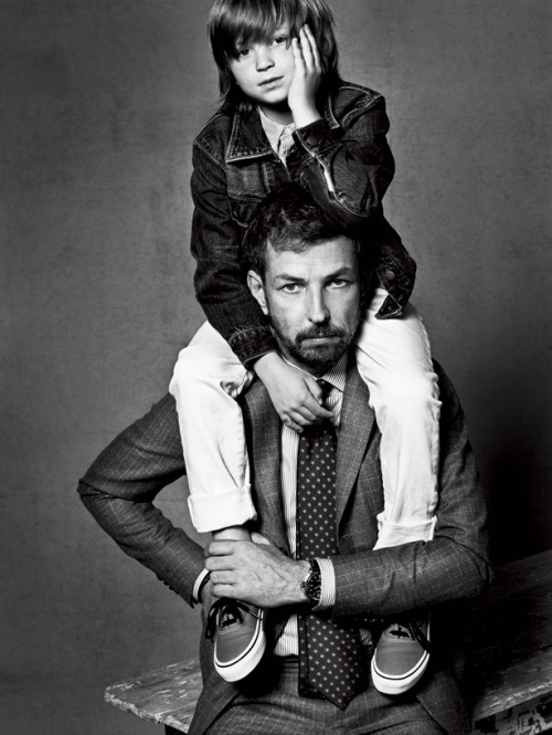 parkandbond:  Nick & Charlie Sullivan.   Father Esquire.