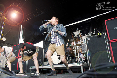 ineedtofindmywaybacktothestart:  A Day To Remember & Mike Hranica  by Fueled By Photography on Flickr.