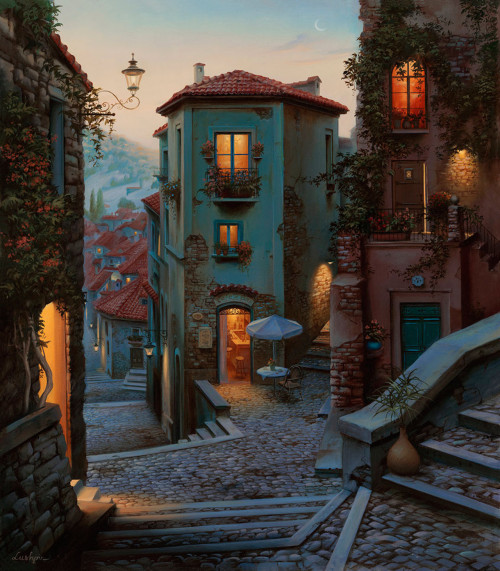 theartofanimation:  Evgeny Lushpin   (via imgTumble)
