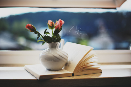 ~keep calm & read a book~ by (monique) on Flickr.إقرأ ترتق