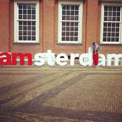 Am sterdam (Taken with Instagram)