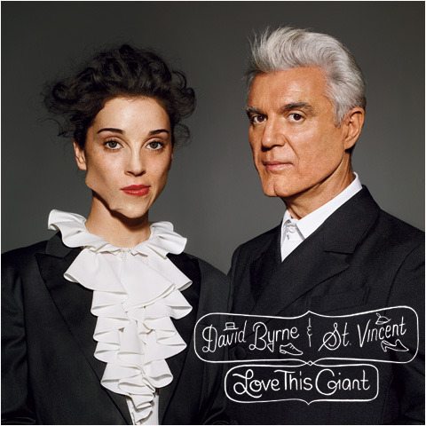 David Byrne & St. Vincent (free download + tour dates)