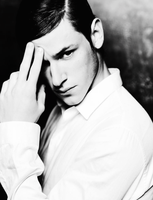 Gaspard Ulliel for L'Optimum Magazine, February 2007