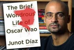 My Interview with Junot Díaz Junot Díaz's first published work, the bestselling short story collection Drown (1996), earned Díaz critical praise. His second publication and first novel, The Brief Wondrous Life of Oscar Wao, garnered Díaz the 2008 Pulitzer Prize for Fiction. In this interview, the Dominican American writer speaks of the challenges of his craft and of the unexpected consequences of his writing. | Read
