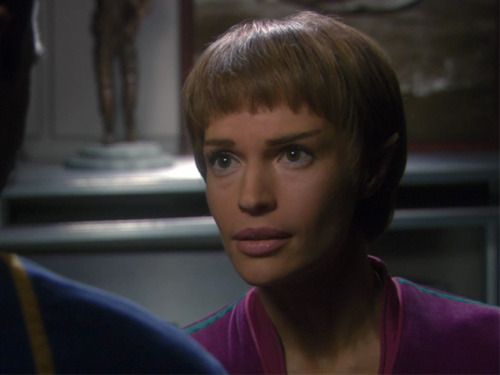 """Vulcans have a saying: 'One man can summon the future.'"" - T'Pol"