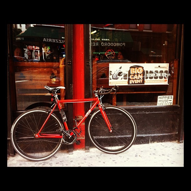 NoLita (Taken with Instagram)