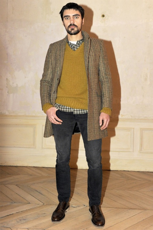 Ami by Alexandre Mattiussi Autumn/Winter 2012
