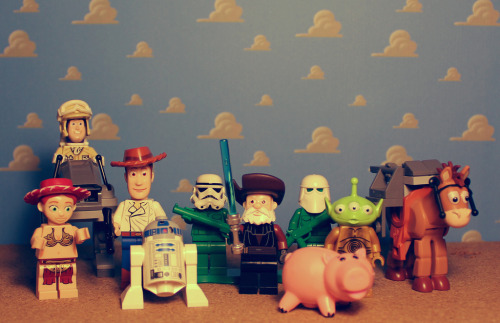 Toy Wars Star Wars/Toy Story Mashup by valifilms