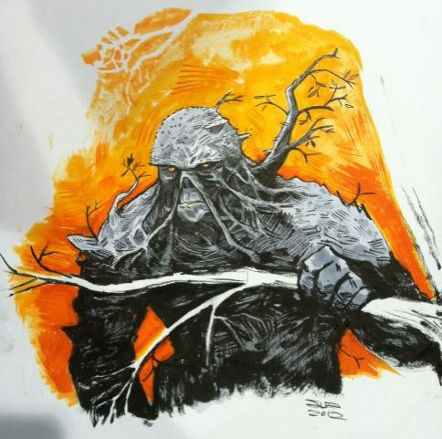 Swamp Thing by Jason Latour
