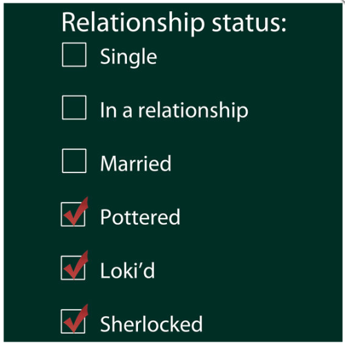 Loki'd   Pottered   Sherlocked