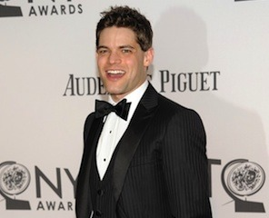 Smash Casts Newsies Star Jeremy Jordan  OH YES. oh my GOD yes. christian borle AND jeremy jordan?! sarah, you're gonna have to get into this.