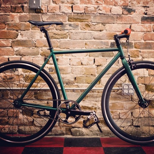 statebicycle:  Throwback Thursday. #statebicycleco Fascist (Taken with Instagram)