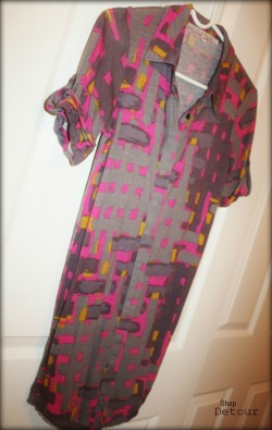 Rachel by Rachel Roy Jersey Tunic Top XS Price: $18.99 Please click here to shop on my eBay auction page SOLD