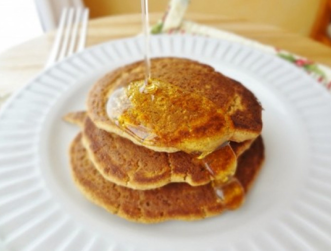 single serving protein pancakes