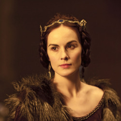 suicideblonde:  Michelle Dockery in BBC's Henry IV