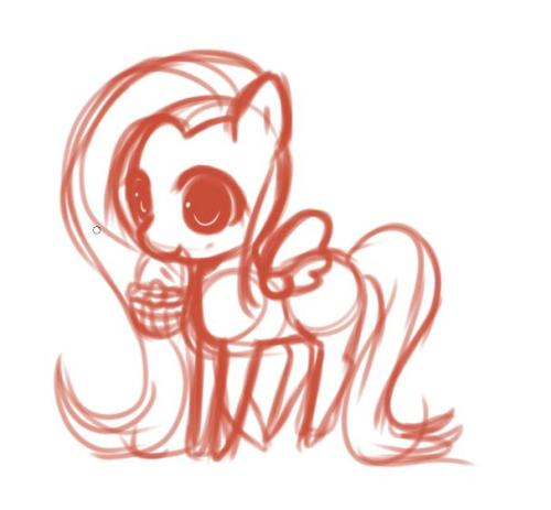 Ponies drawing chibi, cute stickers will! thinking of doing chibi commissions ponies to 5 dollars, not whether it will be much