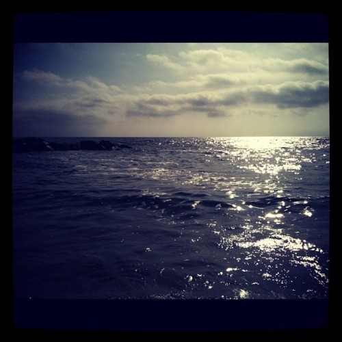 the Pacific calls me… (Taken with Instagram)